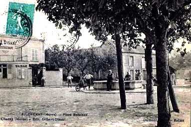 cartes-postales-photos-Place-Boisseau